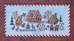 Gingerbread Grove - (Cross Stitch)