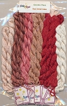 Red Velvet Cake Silk Floss Pack - (Cross Stitch)