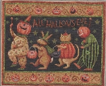Halloween March - (Cross Stitch)