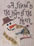 Hope of the Heart - (Cross Stitch)