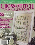Cross Stitch for All Seasons 2002 Magazine - (Cross Stitch)