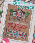 Quilter's Cottage - (Cross Stitch)