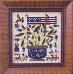 Americana - (Cross Stitch)