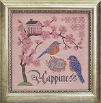 Bluebird of Happiness Songbird's Garden #5