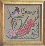 Have Courage Songbird's Garden #8