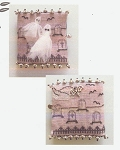 Get Away Ghost Needle Case Kit - (Cross Stitch)
