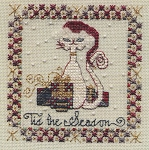 Tis the Season - (Cross Stitch)