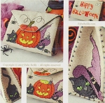 Halloween Purse - (Cross Stitch)