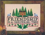 Sheltering Tree, The - (Cross Stitch)