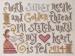 Stitching Feeds My Heart