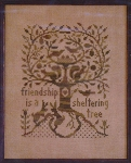A Sheltering Tree - (Cross Stitch)