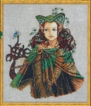Gaewen - (Cross Stitch)