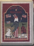 American Primitives - (Cross Stitch)