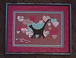 Love my Cat Regardless - (Cross Stitch)