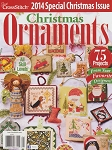 2014 Christjas Ornaments Magazine - (Cross Stitch)