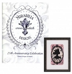 25th Anniversary Celebration Mirabilia - (Cross Stitch)