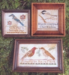 Bird Collection Part III - (Cross Stitch)