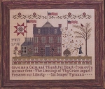 American Sampler - (Cross Stitch)