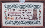 I Still Remember - (Cross Stitch)