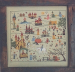 Favole (Fairy Tales) - (Cross Stitch)