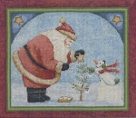Good Tidings - (Cross Stitch)