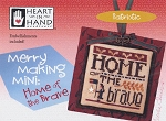 Home of the Brave Merry making Mini - (Cross Stitch)