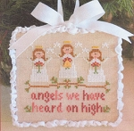 Angels - Ornaments Classic Collection - (Cross Stitch)