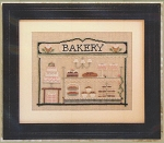 The Bakery - (Cross Stitch)