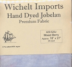 28 Count Mixed Berry Jobelan by Wichelt 18