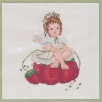 Stitching Angel with Pincushion