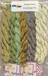 Grasshopper Pie Silk Floss Pack
