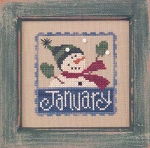 Flip-It Stamp January