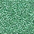 10030 Ice Green Magnifica Beads - Size 12/0