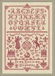Mary Queen of Scots Sampler