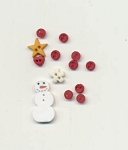 Merry Notes Button Pack 10419 Shepherd's Bush