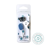 Pin-Mini Boo Jar Pin Set Hands On Design Boo - Chalk Full
