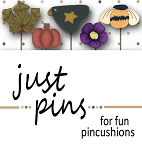 Just Pins Pumpkin Harvest