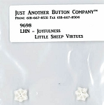 Little Sheep Virtues Joyfulness Button pack