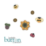 Be-Attitudes June Be Busy Button Pack