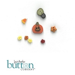 Spooky Notes Button Pack