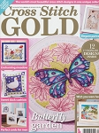 July/August 2015 Issue 49 Magazine - (Cross Stitch)