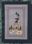 The Castle of Spring - (Cross Stitch)
