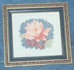 Peach Blossom - (Cross Stitch)