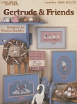 Gertrude & Friends - (Cross Stitch)