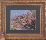 Marty Bell's Primrose Cottage - (Cross Stitch)
