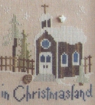 Oh Holy Night Part 4 of Christmasland Series - (Cross Stitch)