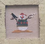 Cousin Drewy - (Cross Stitch)