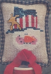 Sam Fuzzy - (Cross Stitch)