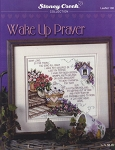 Wake Up Prayer - (Cross Stitch)