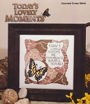 Today's Lovely Moments - (Cross Stitch)